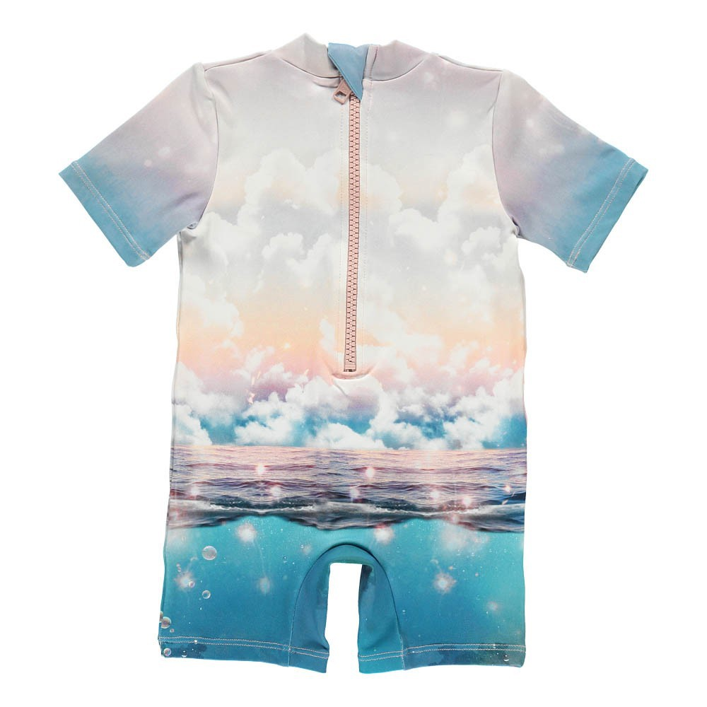 Sonny Dolphin Swimming Onesie-product