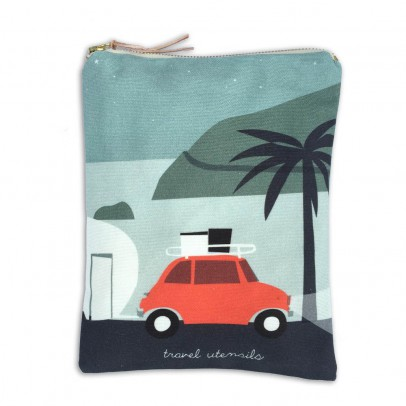 Pleased to meet iPad or Summer Accessory Case 18x23.5cm-listing