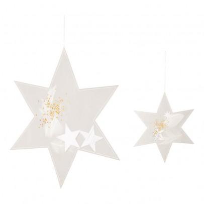 Räder Etoiles décoratives - Set de 2-listing