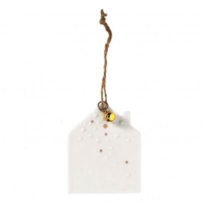 Räder Pequeña casa colgante en porcelana-listing