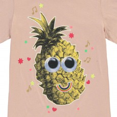 Stella McCartney Kids Arlow Pineapple T-Shirt-listing
