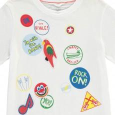 Stella McCartney Kids T-Shirt Patchs Arlo-listing