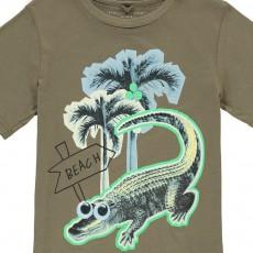 Stella McCartney Kids T-Shirt Krokodil Arrow -listing