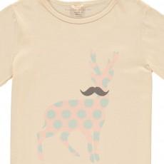 Stella McCartney Kids Camiseta Ciervo Lunares Chuckle-listing