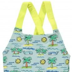 Stella McCartney Kids Sunnee Tropical 1 Piece Swimsuit-listing