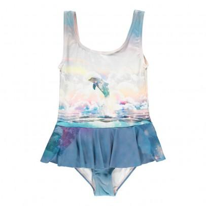 Stella McCartney Kids Laurel Dolphin 1 Piece Swimsuit-listing