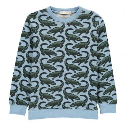 Stella McCartney Kids Biz Crocodile Sweatshirt-listing