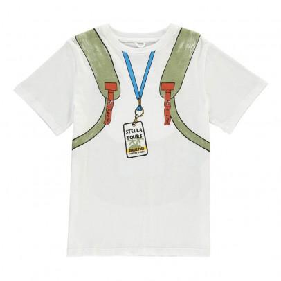 Stella McCartney Kids Camiseta Trampantojo Mochila Arrow-listing
