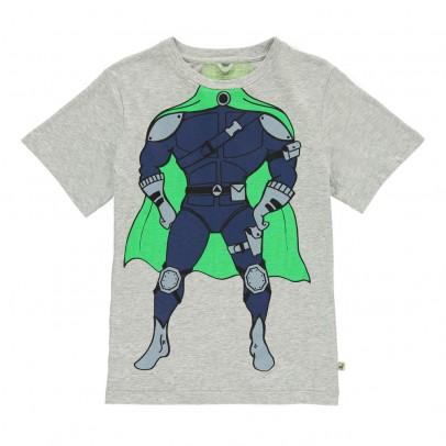 Stella McCartney Kids Super Hero Arrow Trompe L'Œil T-Shirt -listing