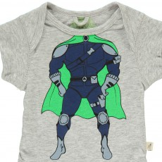 Stella McCartney Kids Cassidy Super Hero Babygrow-listing