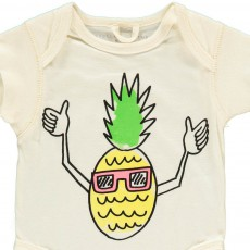 Stella McCartney Kids Cassidy Pineable Babygrow-listing