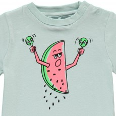 Stella McCartney Kids Chuckle Watermelon T-Shirt-product