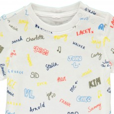 Stella McCartney Kids Chuckle T-Shirt-product