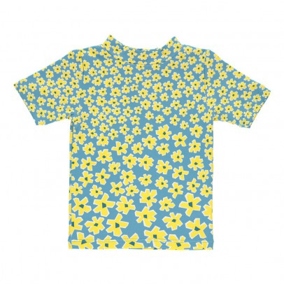 Stella McCartney Kids Splash Floral UV Protective T-Shirt-product