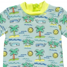 Stella McCartney Kids Sonny Tropical Swimming Onesie-product