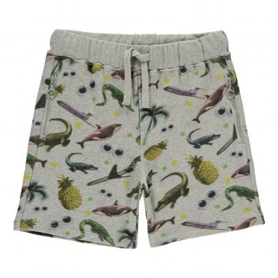 Stella McCartney Kids Short Molleton Tropical Josh-listing