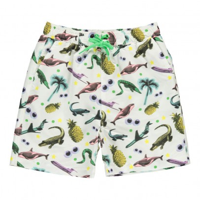 Stella McCartney Kids Shorts da bagno -listing