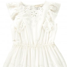 Stella McCartney Kids Vestito Ricamato-listing