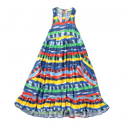 Stella McCartney Kids Poco Striped Dress-product