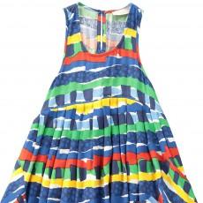 Stella McCartney Kids Vestido Rayas Poco-listing