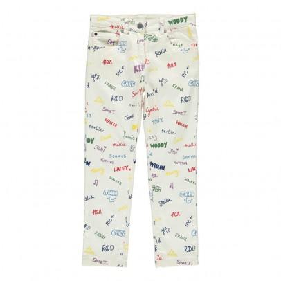 Stella McCartney Kids Jeans Boyfriend Denim Noms Lohan-listing