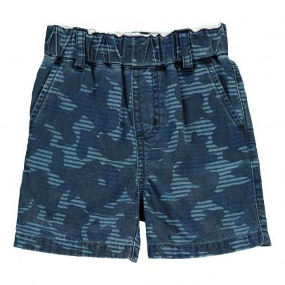 Stella McCartney Kids Lucas Baby Palm Tree Bermuda Shorts-product
