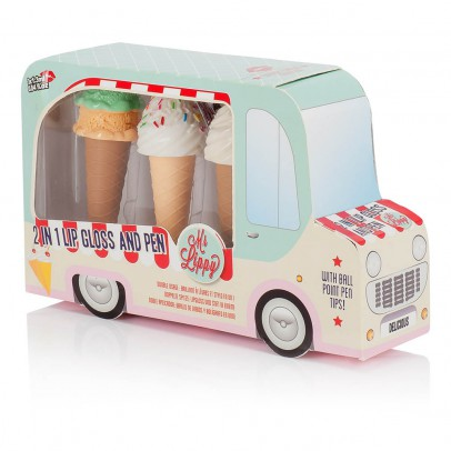 Smallable Toys Ice Cream Cone Lip Balm-listing