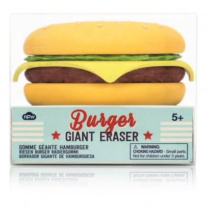 Smallable Toys Radiergummi Burger -listing