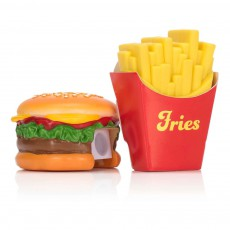 Smallable Toys Burger and Fries Pencil Sharpener-product