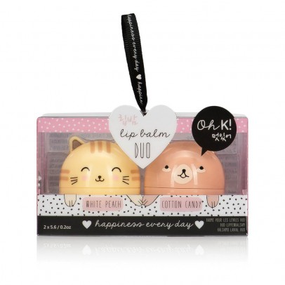 Smallable Toys Cat Lipbalm - Set of 2-listing