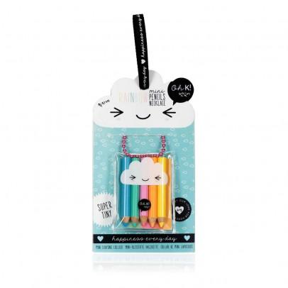 Smallable Toys Petits crayons de couleurs - Set de 5-listing