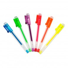 Smallable Toys Stylos gels parfumés - Set de 6-listing