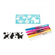 Smallable Toys Set pour dessin avec stylos couleur changeantes-listing