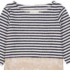 MAX & LOLA Camiseta Rayas Lentejuelas Malis-listing