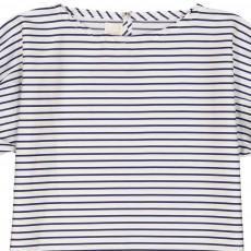 MAX & LOLA Chela Striped Blouse -listing