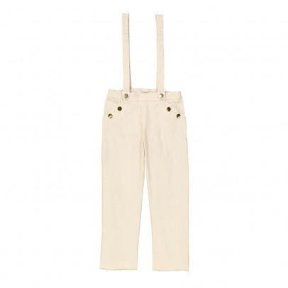 MAX & LOLA Pantalon Bretelles Pomet-listing