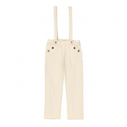 MAX & LOLA Pomet Trousers with Braces-listing