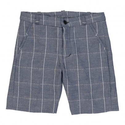 MAX & LOLA Bermuda-Shorts Kariert -listing