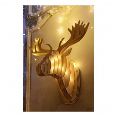 Smallable Home LED Stag Head-listing