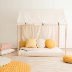 Nobodinoz Sitges Round Cushion 45cm-listing