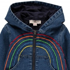Stella McCartney Kids Bubba Embroidered Detail Jacket-product