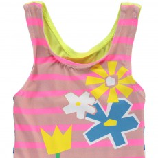 Stella McCartney Kids Molly Floral 1 Piece Baby Swimsuit-listing