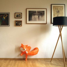 Paperwolf Deko-Figürchen Fuchs -listing