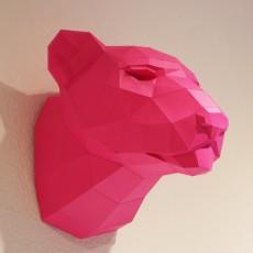 Paperwolf Trophäe rosarote Panther-listing