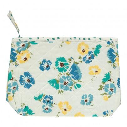 Le Petit Lucas du Tertre Quilted Cotton Floral Toiletry Bag-listing