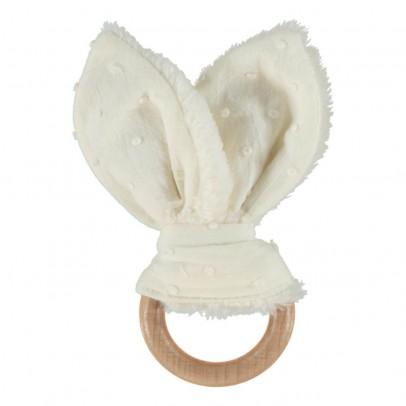 Les Juliettes Bunny Ears Rattle-listing