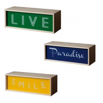 Seletti Smile/Live/Paradise Light Box-listing