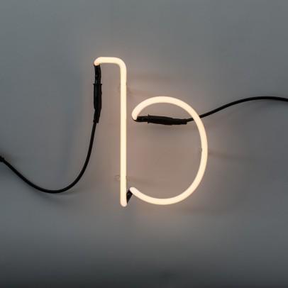 Seletti Neon Buchstabe B -listing