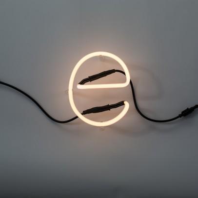 Seletti Neon Buchstabe E -listing