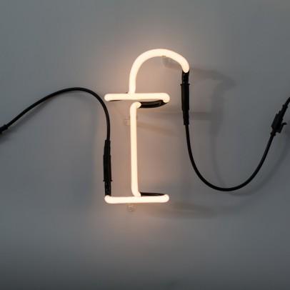 Seletti Neon Buchstabe F -listing